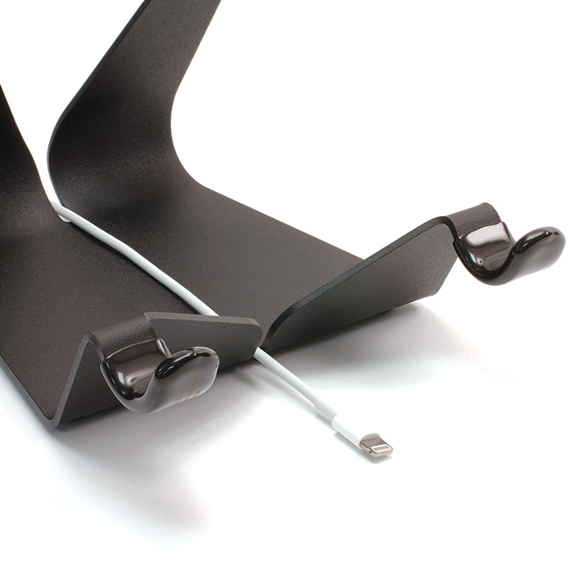 iPad Stand with cable management