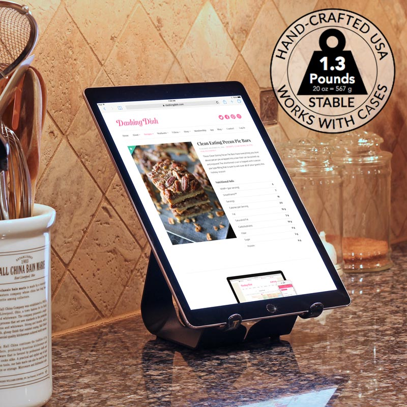 IPad Pro 12.9 Stand Simplex In The Kitchen Works With All Cases U0026 Skins