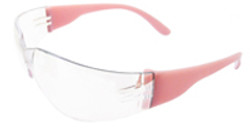 17946 LUCY PINK CLEAR ANTI-FOG 12 CT