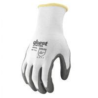 Cut Level 3 HPPE Dipped Palm Gloves by Radians - 12ct pack