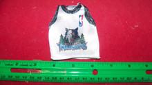 1/6 Scale Cy Girl Female Basketball Jersy Timberwolves #21 Garnett
