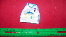 1/6 Scale Cy Girl Female Basketball Jersey Denver Nuggets #15 Anthony
