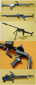 Miniature 1/6 WWII German GRB39 Anti-Tank Rifle