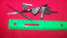Miniature 1/6th Scale Police Belt Glock, Holster & More #8