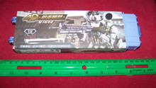 Miniature 1/6th Scale M16A4 w/Gernade Launcher Kit & Carrying Case MIB