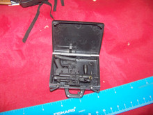 Miniature 1/6 Scale Assault Machine Gun in Suitcase #2