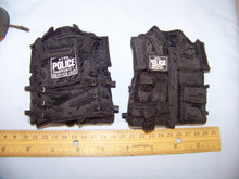 Miniature 1/6th Scale NYPD Police Tactial Vest