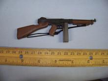 Miniature 1/6 WWII U.S. Thompson Tommy Gun SMG  #1