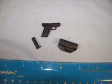 Miniature 1/6 Scale H&K P7 w/holster
