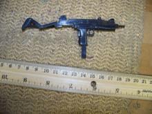 Miniature 1/6th Scale UZI Machine Pistol #1