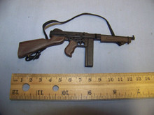 1/6th Scale WWII US Thompson MG w/30 Round Clip