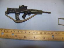 Miniature 1/6th Scale British SAS L4  Assualt Rifle #1