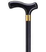 Imported Black Fritz  Walking Cane  H9005308