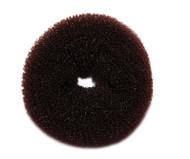 Brown Hair Bun Donut - Small