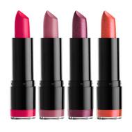 NYX Extra Creamy Round Lipstick LSS picture image swatch