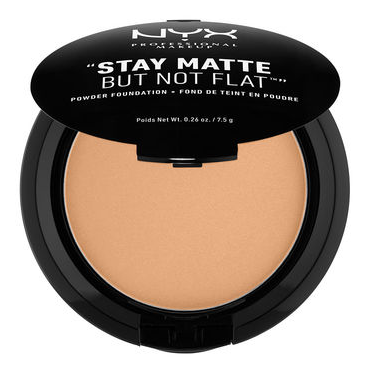 NYX Stay Matte But Not Flat Powder Foundation (SMP)  ladymoss.com