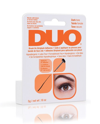Duo Brush-On Dark Adhesive With Vitamins 5g (56896) Lady Moss Beauty