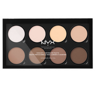 NYX Highlight & Contour Pro Palette (HCPP) Lady Moss Beauty