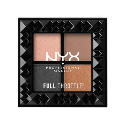 NYX Full Throttle Shadow Palette FTSP Image Picture Swatch