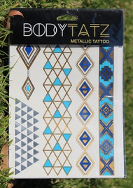 Body Tatz Metallic Tattoo - BT002