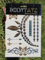 Body Tatz Metallic Tattoo - BT005