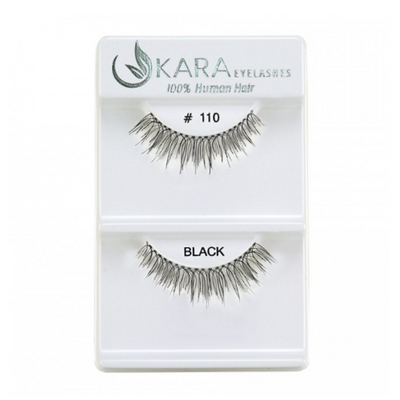 Kara Lashes 110 picture image swatch lady moss beauty