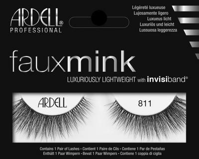 Ardell Faux Mink 811 66309 False Eyelash Lady Moss Beauty