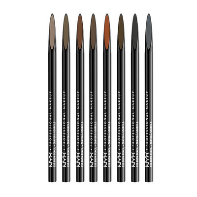 NYX Precision Brow Pencil PBP Picture Image Swatch
