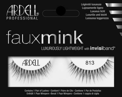 Ardell Faux Mink 813 (66313) False Eyelashes Lady Moss Beauty