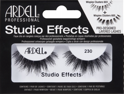 Ardell Professional SFX Studio Effects 230 False Lashes Image Picture