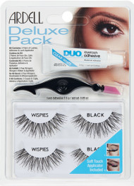 Ardell Deluxe Pack Wispies 68960 False Eyelashes Picture Image