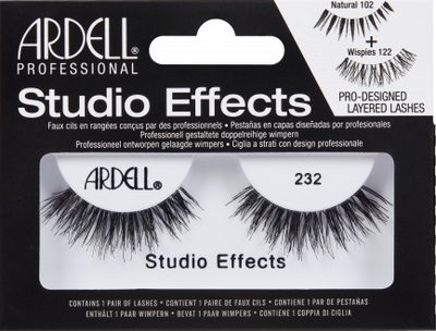 Ardell Professional SFX Studio Effects 232 False Lashes Image Picture