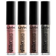 NYX Glitter Goals Liquid Eyeshadow (GGLE) ladymoss.com