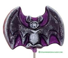 Blood Sucker Bat Frosted Lollipop