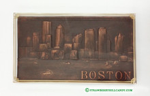 Boston Skyline Chocolate