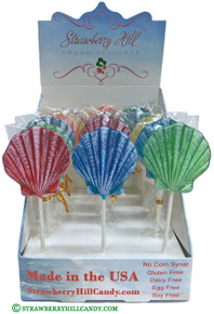Jumbo Seashell Lollipop