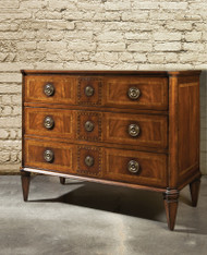 Italian Mahogany Chest