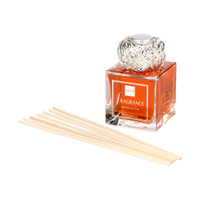 Fragance Diffuser with Silver Top