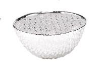 Diamante Glass Small Bowl