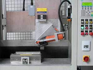 Step 1 - Abrasives Grinding Robot