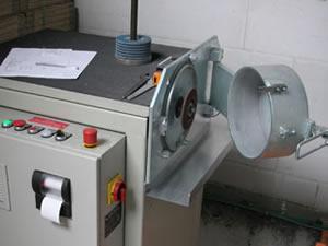 Step 3 - Abrasives Speed Tester