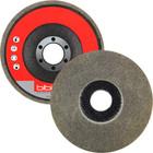 "5"" x 7/8"" Unitized Fiberglass Backed Disc T27 | 6A Medium | Bibielle BUF014"