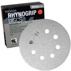 "5"" 8 Hole Rhynogrip Hook & Loop Discs (Box of 50) 