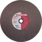 "14"" x 1/8"" x 1"" A24R T1 Chop Saw Wheel | Sait 23450"