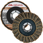 """4-1/2"""" x 7/8"""" Surface Conditioning Flap Disc Type 29 (Conical) 