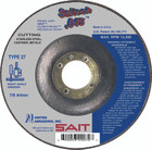 "4"" x .045"" x 7/8""  T27 Cut-Off Wheel 
