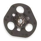 "5"" x 5/8-11 AVOS Speed Lok Back-up Pads | Norton 63642502517"