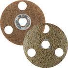 "4-1/2"" AVOS SpeedLok BearTex Surface Conditioning Discs | Extra Coarse | Norton-avos-4.5 736"