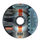 "6"" x 5/64"" x 7/8"" A46U T27 Combo Wheel | Metabo Combinator 616502420"