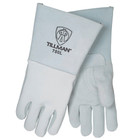 Medium Top Grain Elkskin Stick Welding Gloves | Tillman 750M